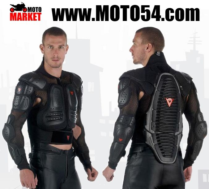 Черепаха Dainese Jacket Wave V2 neck Black