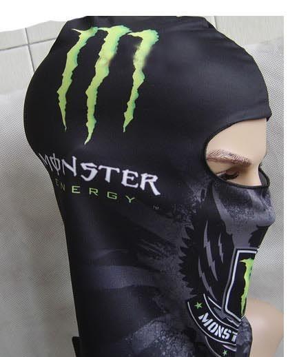 Подшлемник Monster Energy Army m-008-1