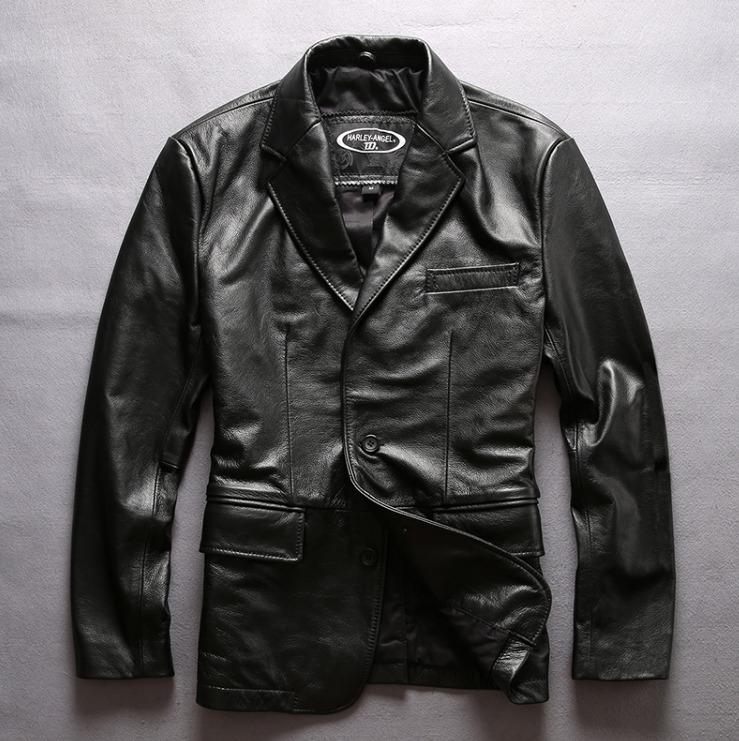 Куртка Harley Angel удлиненная кожа ha-96001