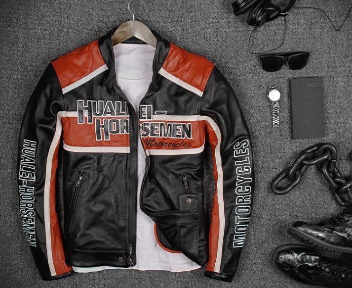 Мотокуртка Hualei Horseman 118